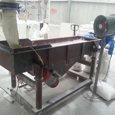 活(huo)性氧化鋁分篩工藝
