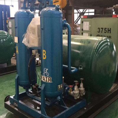 干燥機AB罐專用(yong)活(huo)性氧化鋁